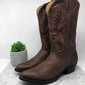 379ed3411caba5 Cody James Men's Round Toe Classic Western Boots